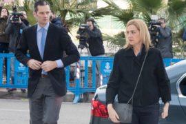 Принцесса Испании дала первые показания в суде