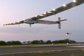 «Солнечный» самолёт возобновляет кругосветный тур