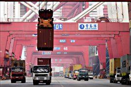 Торговые показатели КНР в феврале ухудшились