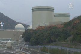 Два из четырёх реакторов Японии могут остановить