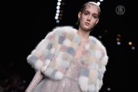 Неделя моды в Париже: «балет» от Valentino