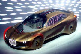 BMW построила автономный концепт Vision Next 100