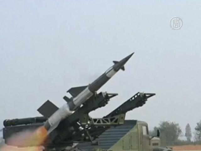 Южная Корея: КНДР запустила две баллистические ракеты