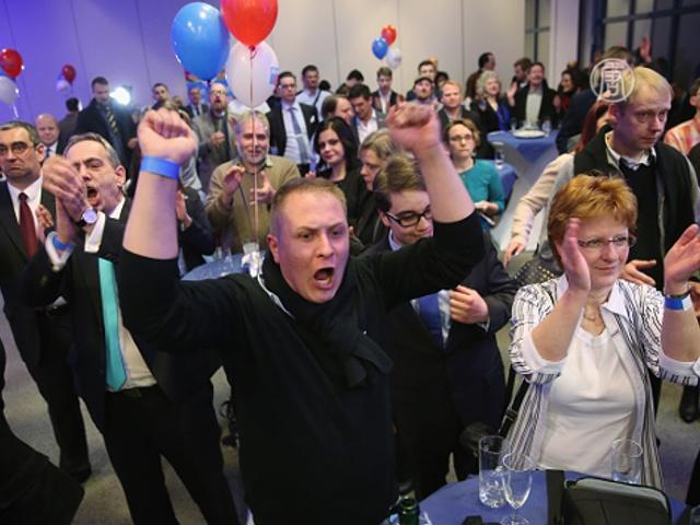 Ультраправые вошли в парламенты трёх земель ФРГ