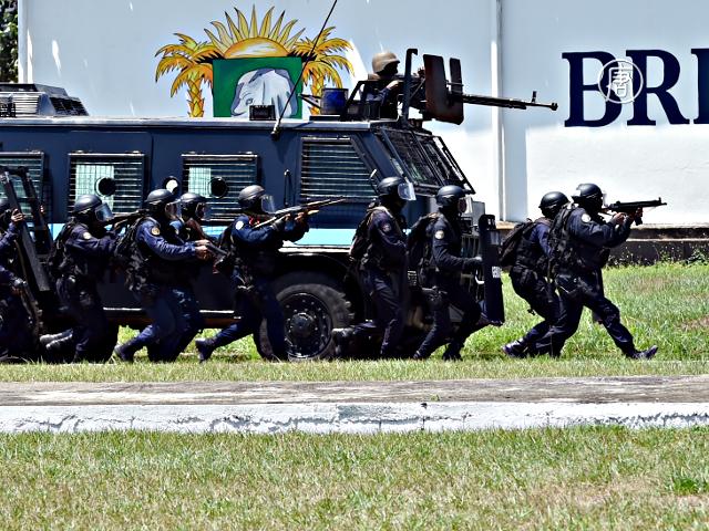 Франция направит лучших жандармов в Буркина-Фасо