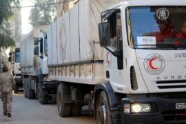 ООН требует доступа в 6 осажденных городов Сирии