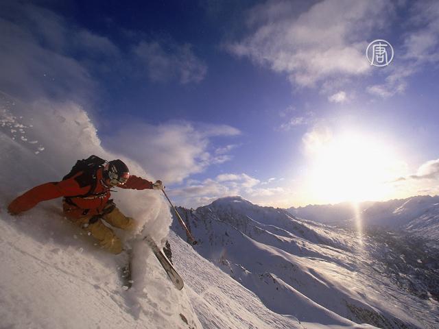 Аляска: четвёртый этап Мирового фрирайд-тура