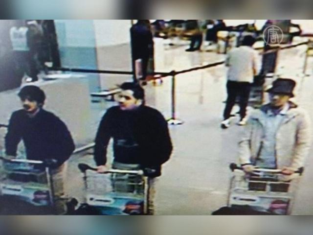 Теракты в Бельгии: обнародовано фото подозреваемых