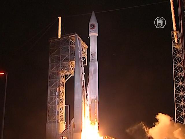 Ракета Atlas V успешно стартовала с мыса Канаверал