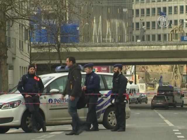 Организатор терактов в Брюсселе ещё в бегах