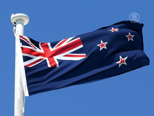 Новозеландцы выбрали старый флаг