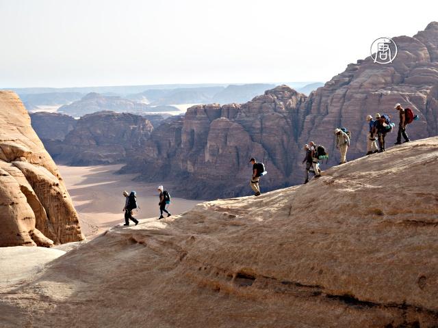 Иордания привлекает туристов 40-дневным походом