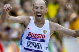 Российских легкоатлетов лишили спортивных наград