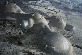 ЕКА: в будущем на Луне появится колония