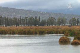 Древнее озеро поможет изучить изменения климата