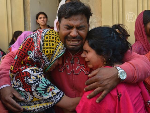 Теракт в Лахоре: власти объявили войну террористам