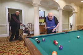 Шестеро долгожителей в США поселились вместе