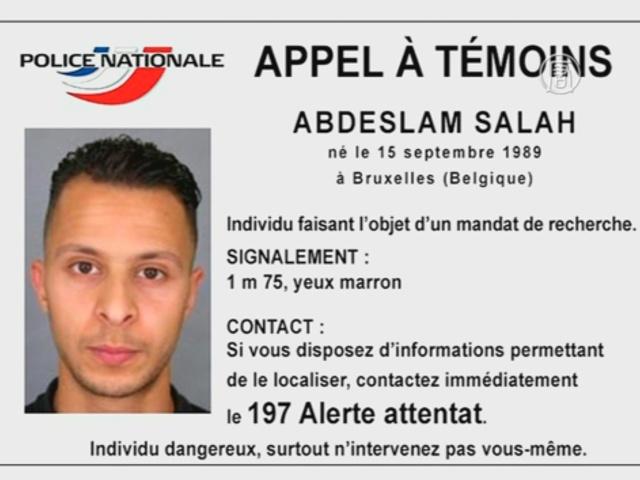 Бельгия решила экстрадировать Абдеслама во Францию