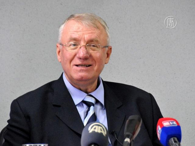 Сербского националиста Шешеля оправдали в Гааге