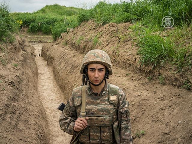 Новый конфликт в Нагорном Карабахе