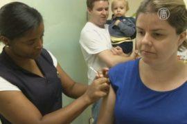 В Бразилии – вспышка свиного гриппа