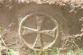 В секторе Газа нашли руины византийского храма