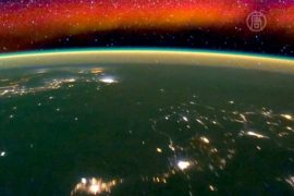 НАСА опубликовало таймлапс-видео Земли