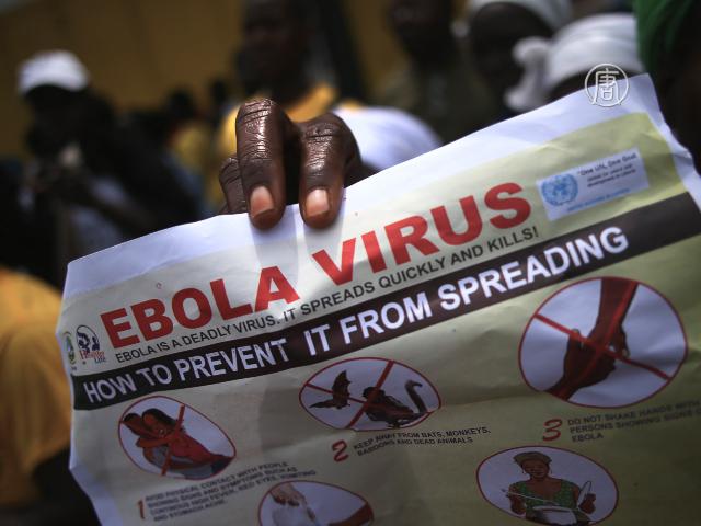 Эбола вернулась в Либерию и Гвинею
