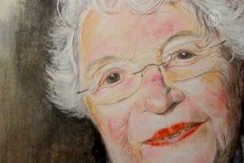 «Лица Холокоста» изобразил художник из Мельбурна