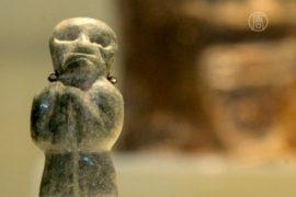 Новые артефакты древних майя нашли в Мексике