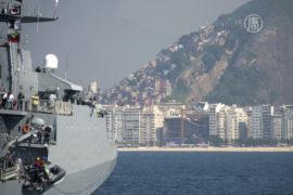 В Рио начались военные учения перед Олимпиадой