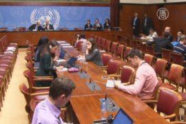 Переговоры по Сирии снова отложены