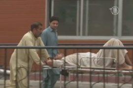 Сильное землетрясение в Южной Азии, есть жертвы