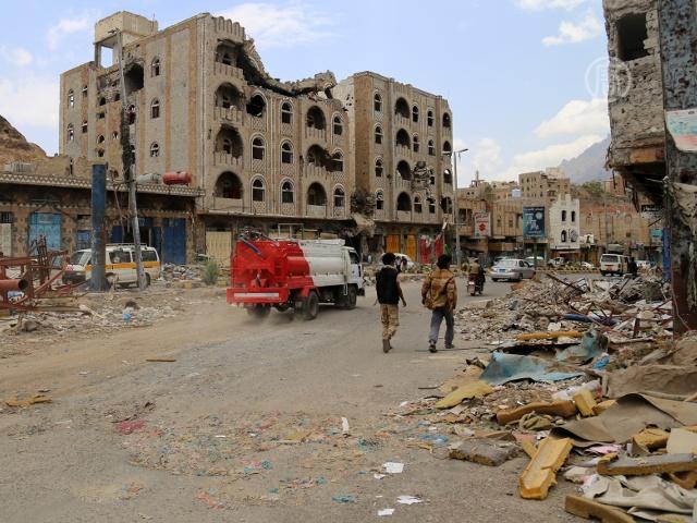 Жители Таиза не верят в перемирие в Йемене