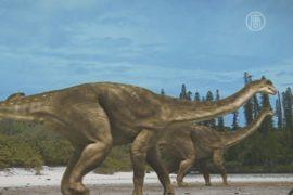 Учёные попробуют узнать, что убило динозавров