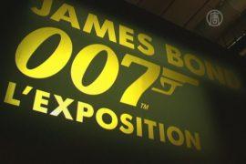 В Париже открылась выставка «Джеймс Бонд 007»