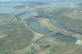 Крупнейшая ГЭС Венесуэлы может встать из-за засухи
