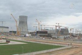 Стройплощадку Белорусской АЭС посетил глава МАГАТЭ