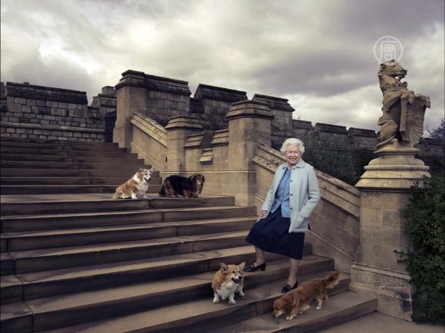 Британской королеве исполнилось 90 лет