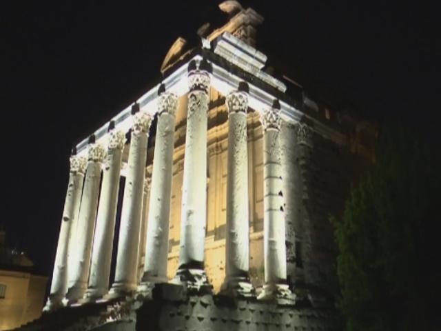 Римский форум предстал в новом свете