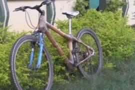 В Гане делают бамбуковые велосипеды