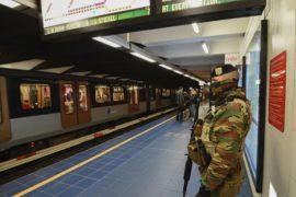 Станция метро Брюсселя открылась после теракта