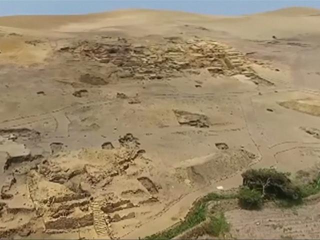 В Перу нашли 4500-летнюю мумию знатной женщины