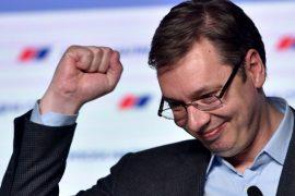 На выборах в Сербии победила коалиция Вучича