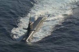 Франция построит субмарины для флота Австралии