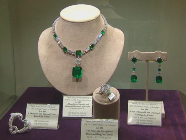 Christie's продаст драгоценности принцессы