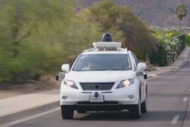 Google: беспилотные авто предотвратят ДТП