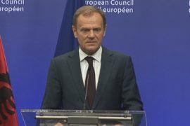 Туск призывает к скорейшим переговорам по Греции