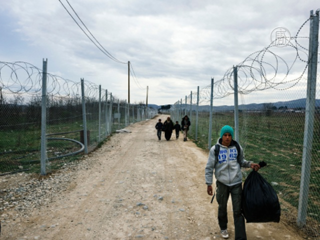 Австрия: забор от мигрантов пока строить не будут
