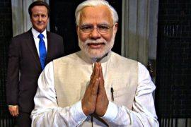 Восковая фигура Нарендры Моди появилась в Лондоне